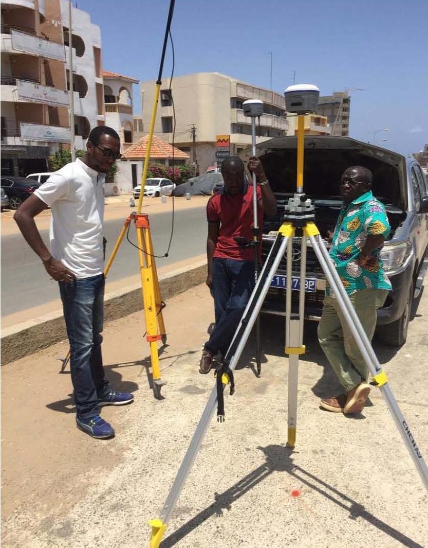 Formation des Cadres de RMT EIFFAGE Allemagne à Dakar